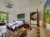 Villa The Luxe Bali, Rain forest Suite