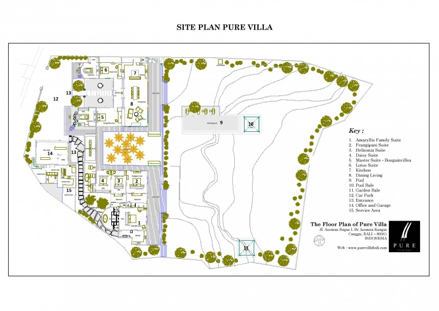 Villa Pure Plan